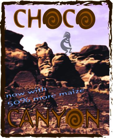 choco-canyon